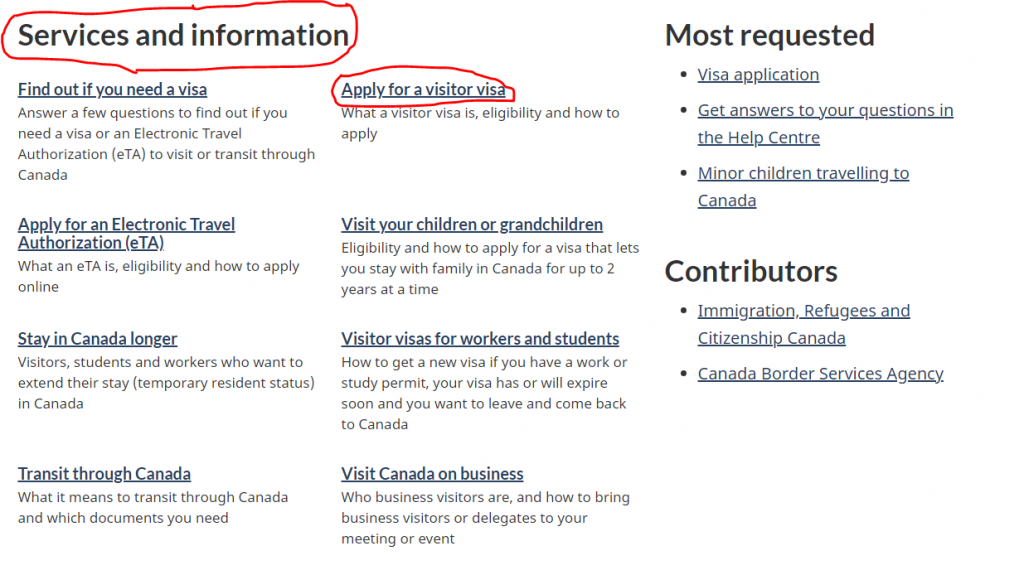 How to get visa to Canada from Nigeria 2 easy method