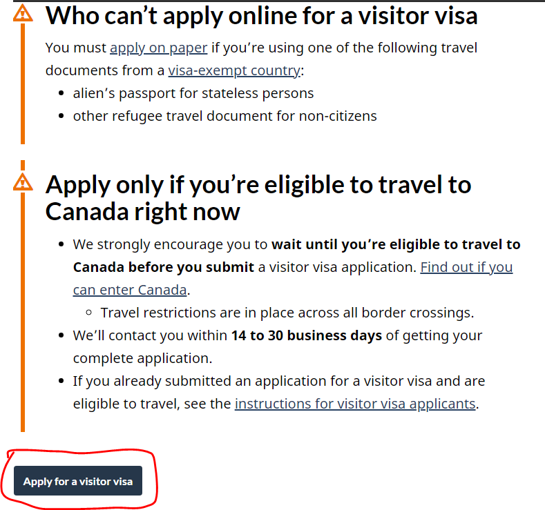 How to get visa to Canada from Nigeria 2 easy method image 5