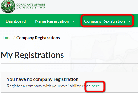 Online-Company-Registration in nigeria